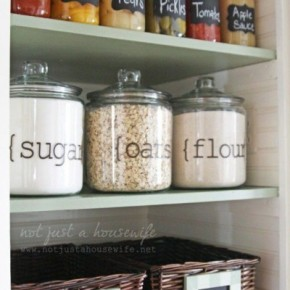 Food storage inspo for the kitchen foodie in you