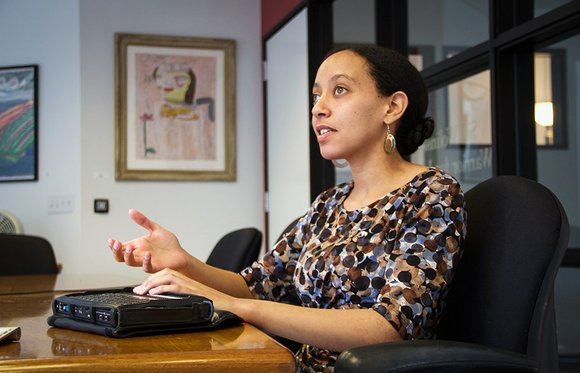 Photo Credit: [Haben Girma] (N.D). Retrieved December 7, 2015 from http://stylemagazine.com/news/2015/nov/20/haben-girma-harvard-laws-first-deaf-blind-graduate/