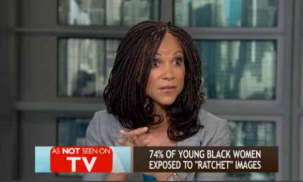 "Photo Credit: [Melissa Harris Perry discusses Black Women In media portrayed as ""angey black women""] (N.D). Retrieved December 7, 2015 from http://hellobeautiful.com/2013/10/15/melissa-harris-perry-tackles-lack-of-black-women-in-media/"