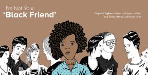I am the blackfriend