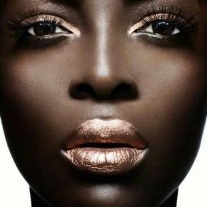 Makeup Inspo For Dark SkinGirls!