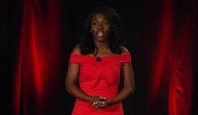 TEDxUConn Kendra Thomas and Black GirlMagic