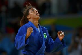 Rafaela Silva: Journey ToGOLD!