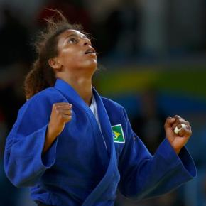 Rafaela Silva: Journey To GOLD!