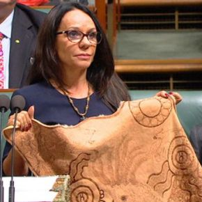 Meet Australia's First Aboriginal Female MP