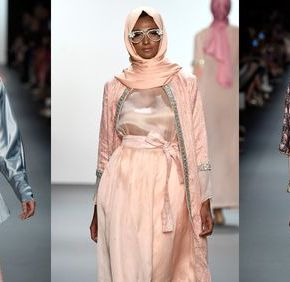 History Made! NYFW First Hijab Designer