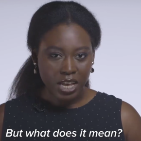 {VIDEO} White feminism explained