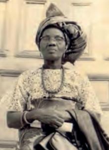 70_year_old_Funmilayo_Ransome-Kuti_on_her_birthday