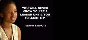 Memory Banda – Activist Against ChildMarriage