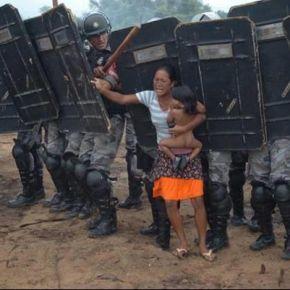 Brazilian Indigenous Tribes Want big BusinessOut!