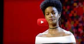 Black girl magic in the fashion industry | Ebonee Davis