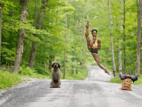 From 'devil's child' to star ballerina | Michaela DePrince