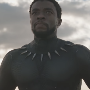 {VIDEO} BLACK PANTHER TRAILER!