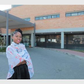 #WCW : Dr Nokwe ThembaMtshali-Hadebe