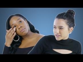 {VIDEO} Best Friends Get Brutally Honest aboutRace