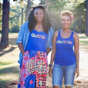Behind the Business : GirlTrek