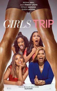 {VIDEO} GIRLS TRIP