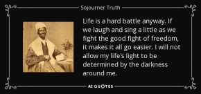 Women you should know : Sojourner Truth