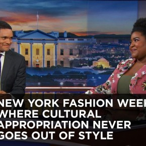 New York Cultural Appropriation week