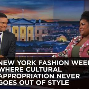 New York Cultural Appropriationweek