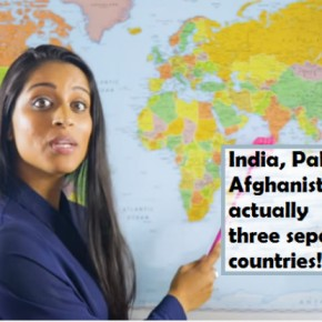 A Geography Class for RacistPeople