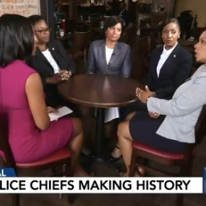 North Carolina Has Six Black Women Police Chiefs!