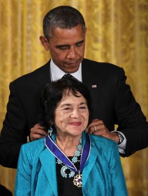 Women you should know: DoloresHuerta
