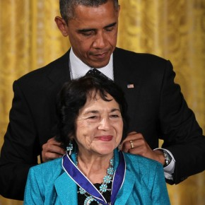 Women you should know: Dolores Huerta