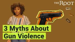 3 Myths about GunViolence