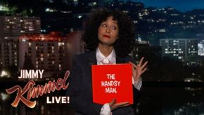 The Handsy Man by Tracee Ellis Ross