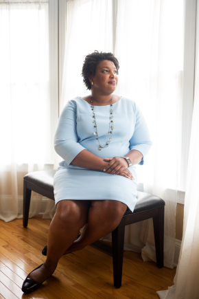 #WCW Stacey Y.Abrams