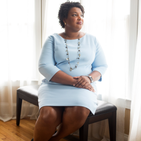 #WCW Stacey Y. Abrams