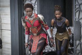 'Black Panther' Smashes Box office Records