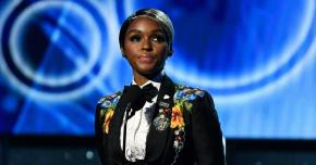 Watch Janelle Monae's Moving Time's Up Speech