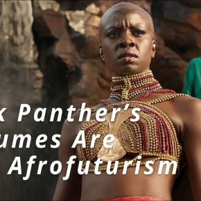 {VIDEO} Black Panther brings Afrofuturism to life