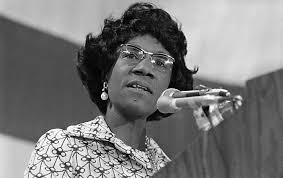First Black Woman to Ever Run forPresident