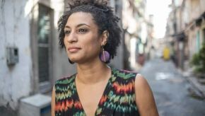 Rest in power: Marielle Franco