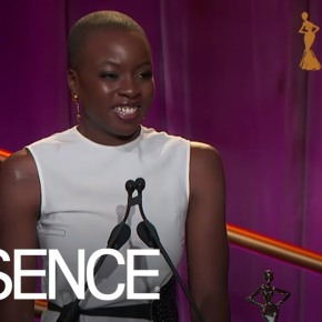Dani Gurira's powerful Essence speech will make you love her more