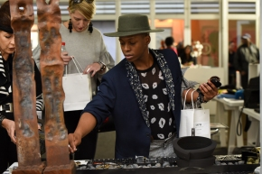 20 SA Fashion Week Designers Disrupt retail at Sandton City